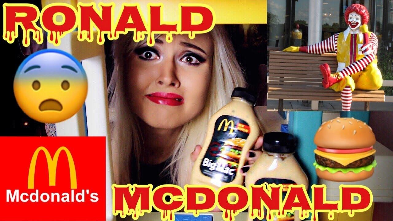 få mcdonalds leveret