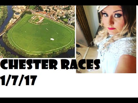 A Day At Chester Races 1.7.17