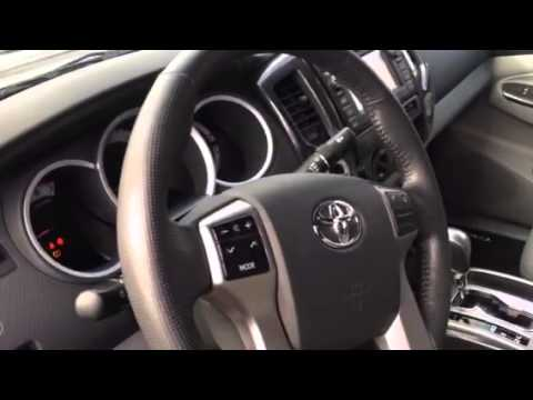2013 Tacoma XSP-X review for Mr. Fleming from Bobby