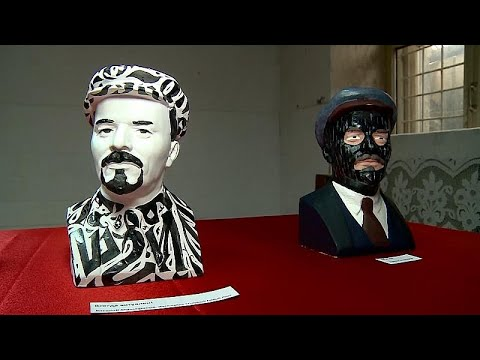 شاهد: معرض يحيي ذكرى الزعيم السوفييتي لينين بطريقة مبتكرة…  - نشر قبل 3 ساعة