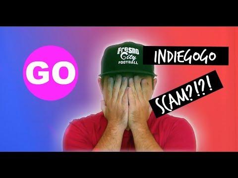 I Got SCAMMED on IndieGoGo!!!!!