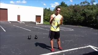 Kettlebell Workout of the Week: Episode 19 - PEG LEG