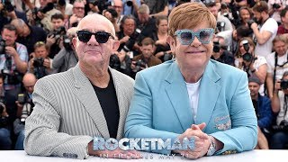 "Elton John & Bernie Taupin Talk ""Rocketman"""