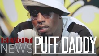 Drink Champs | Puff Daddy talks dating Jennifer Lopez