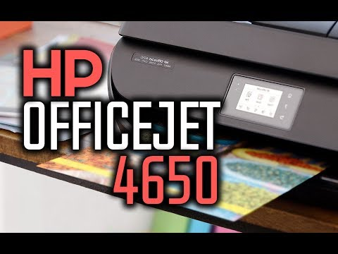 HP OfficeJet 4650 Review - Is This The Best Printer of 2018?