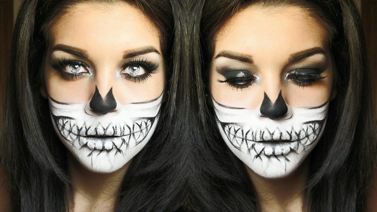 sexy halloween make up
