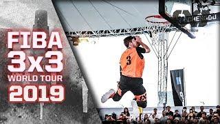Dunk Contest | Mixtape | FIBA 3x3 World Tour 2019 - Chengdu Masters