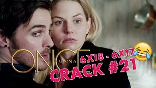 Once Upon a Crack - [Crack] ll 6x18- 6x17 ll Where Bluebirds Fly - Awake