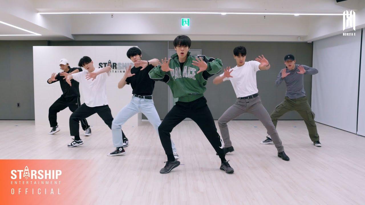 MONSTA X (몬스타엑스) - 'GAMBLER' Dance Practice