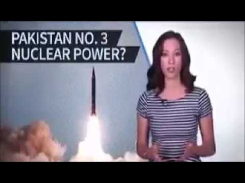 Pakistan Became World No 3 Largest Nuclear Power|News Services