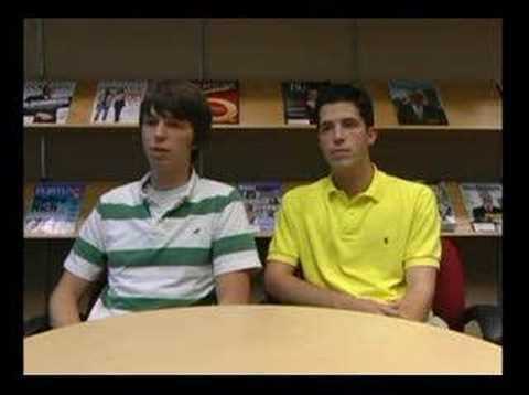 LaunchTown - Michael Tokarz and John Ridley