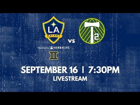 LA Galaxy II vs. Portland Timbers FC 2 | September 16th, 2015