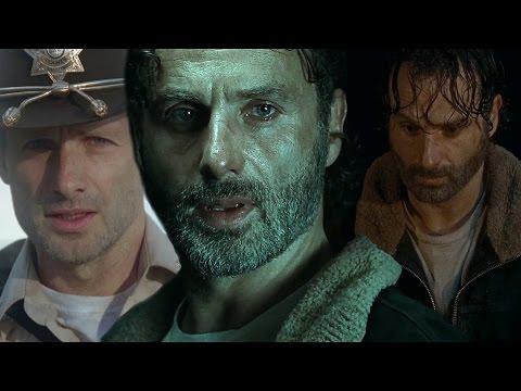 Rick Grimes evolution [s1/s6]