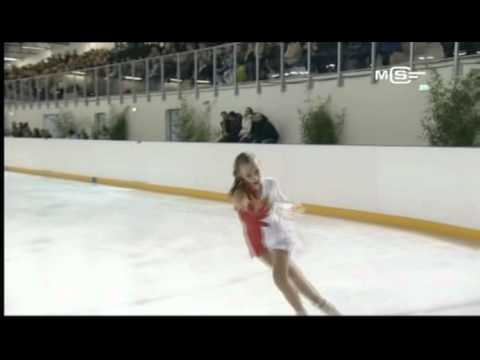Anaïs Ventard 2011 French Nationals free program