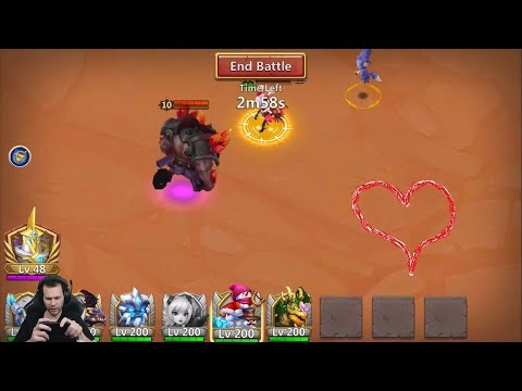 Brawler Warden Challenge Has Arrived LETS OWN IT! Castle Clash