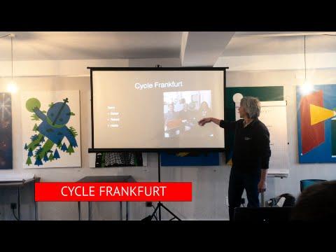 Cycle Frankfurt @ HackFrankfurt Open Data Day 2016