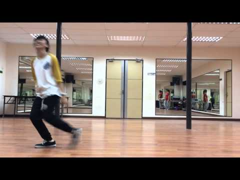 Ayenul Marzuki Choreography Motel Pool by Travis Garland (Relentless Class)