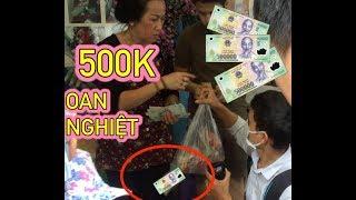 500K BỊ RƠI Ở CUA DÌ 3 VÀ LỜI OAN NGHIỆT CỦA CỘNG ĐỒNG MẠNG - Ẩm thực Việt Nam 247