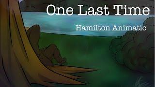 One Last Time (Hamilton Animatic)