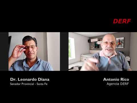 Leonardo Diana: Los resultados de la Ivermectina son sorprendentes