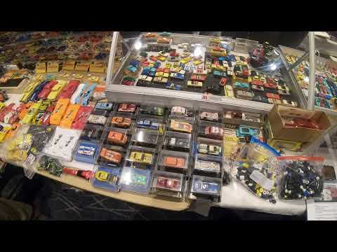 Bob Beers 2019 30th anual Aurora Super Bowl Slot Car Show