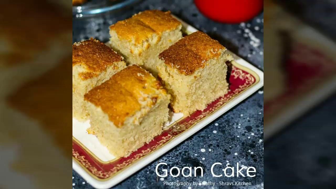 Goan Baath Cake Recipe