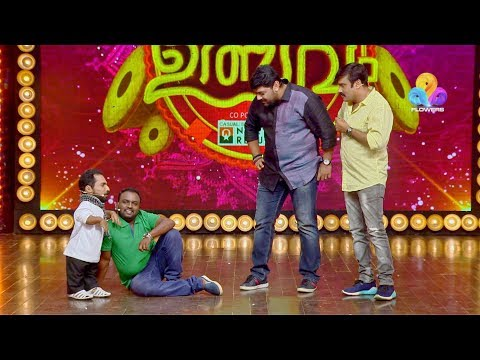 Comedy Utsavam│Flowers│Ep# 197