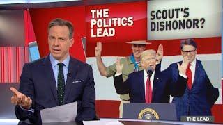 Tapper breaks down Trump's speech to Boy Scouts thumbnail