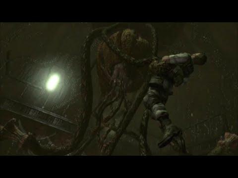 Resident evil remastered chris vs plant 42 youtube for Plante 42 chris