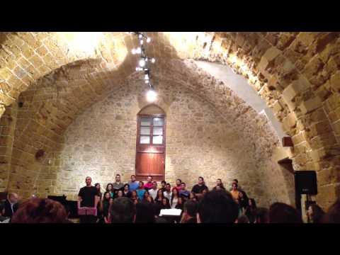 European university cyprus choir