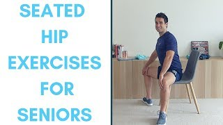 Hip exercises for seniors | workout (subscribe to this channel regular exercise videos and head morelifehealth.com/join a ...