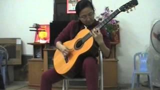 Bài Ca Hy Vọng - Guitar Hoàng Trang