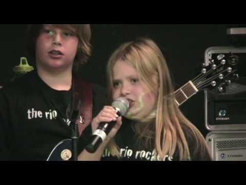 Rio Del Mar Elementary School Rock Band