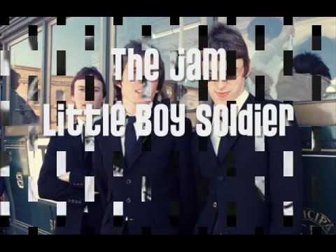 The Jam - Little Boy Soldier