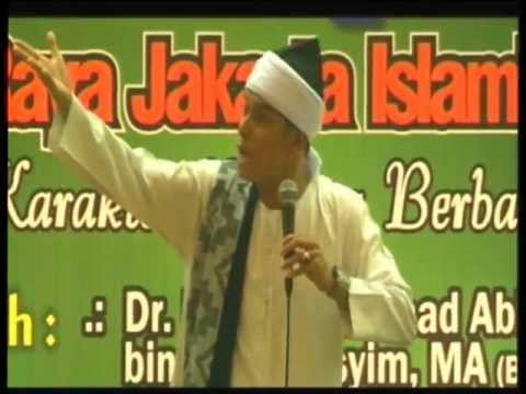 Dr. KH. M. Abbas bin Fuad Hasyim MA.   Ceramah Tarawih & Nuzulul Qur'an 29-07-2013