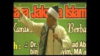 Dr. KH. M. Abbas bin Fuad Hasyim MA. | Ceramah Tarawih & Nuzulul Qur