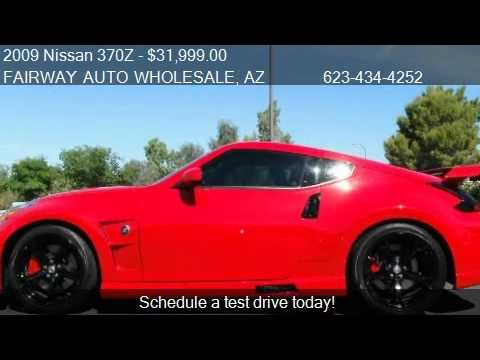 2009 Nissan Gtr For Sale >> 2009 Nissan 370Z NISMO Coupe - for sale in Phoenix, AZ ...