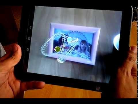 фазами, бескомпромиссными картинка оживает когда подносишь камеру следит