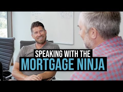 Speaking With The Mortgage Ninja - Million Dollar Mortgage Experience Podcast