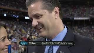 2010-2011 Kentucky vs UConn (NCAA Tournament Final Four - Game 38)