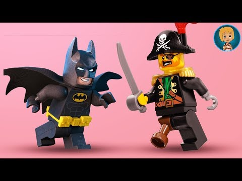Lego Batman - Lego Juniors Create & Cruise - Gameplay review / walkthrough