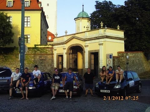 Bratislava or Bust 2013 - Team Astraphobia