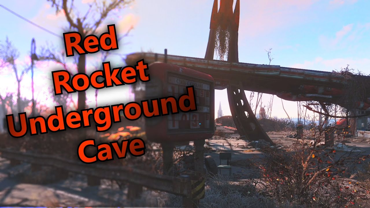 maxresdefault red rocket underground safe storage fallout 4 heavy pistol fallout 4 fuse box generator at n-0.co