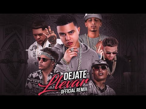 Dejate Llevar Remix - Darkiel Ft Almighty, Pusho, Juhn, Darell, Miky Woodz (Audio Oficial)