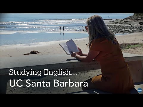 Writing Your Own Story: UCSB Department Of English