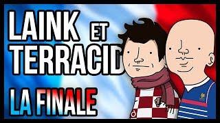 QUI VA GAGNER LA FINALE FRANCE - CROATIE (Fifa 18)