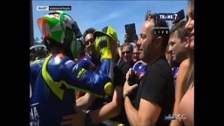 Komentar Hasil Race Motogp Mugello 2018, Rossi Vs Lorenzo
