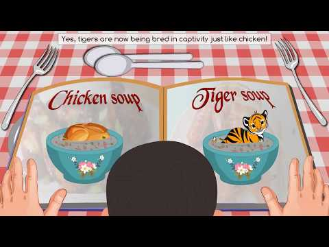 There's a tiger in my soup: Does tiger farming lead to more poaching?