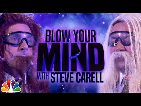 Thumbnail: Blow Your Mind with Steve Carell