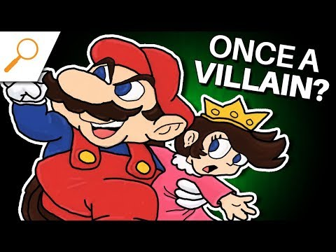 Is Mario a Forgotten Antagonist? | SwankyBox